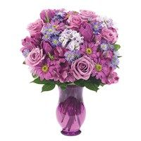 Spring Valentines Flowers Beautiful Flowers Lavender Bouquet