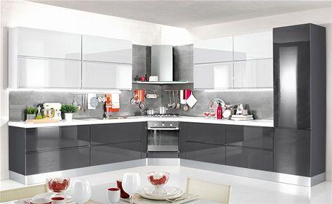 Cucina Alice - Mondo Convenienza  Digital  Pinterest  Cucina