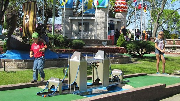 We Ve Been To This One It S At Lake George If You Love Mini Golf