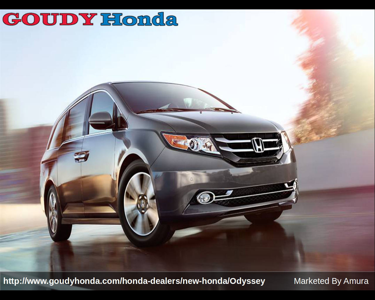 If You Are Looking At Buying Honda Odyssey In Los Angeles, Then Goudy Honda  Is