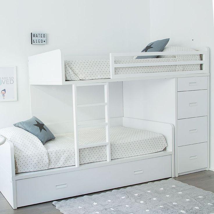 Resultado de imagen de habitaciones pequeñas mellizos | Mellizos ...