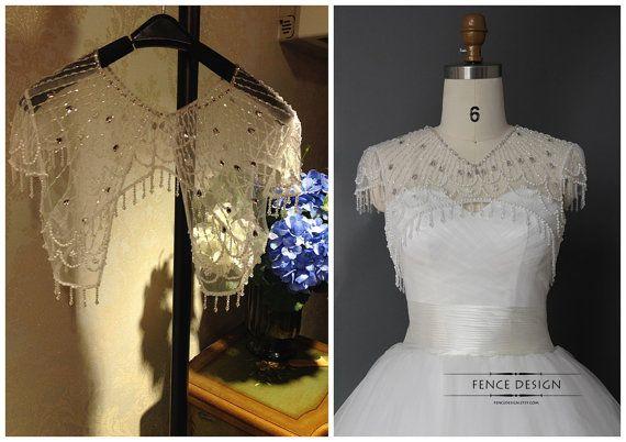 Wedding Dress Jacket, Bridal Dress Jaceket, Wedding Jacket
