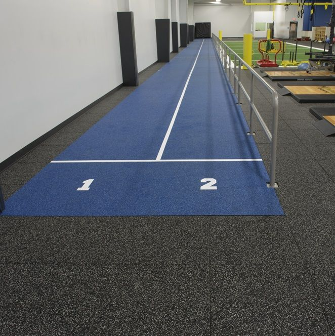 Rubber Sheet Flooring And Rubber Tiles Are Used In Gyms Gym