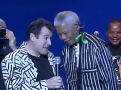 Africa Dancing with Nelson Mandela - Africannewslive.com