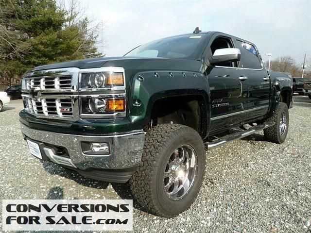 2015 Chevy Silverado 1500 Southern Comfort Apex Series Lifted