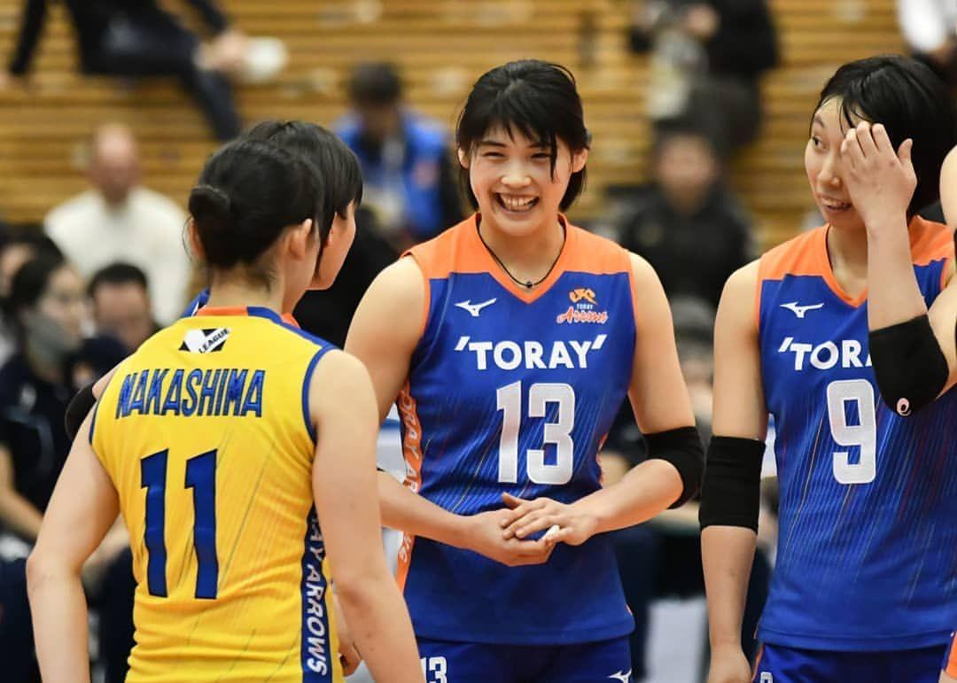バレーボール 女子 石川