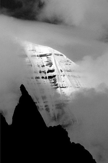Clearing Over Kailash Kailash Mansarovar Photo Tibet
