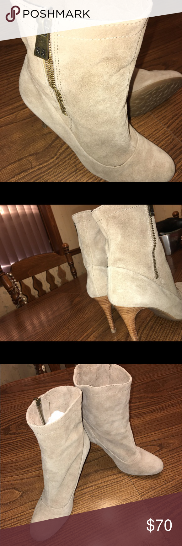 Coach bethany boots ankle boots ankle and conditioner