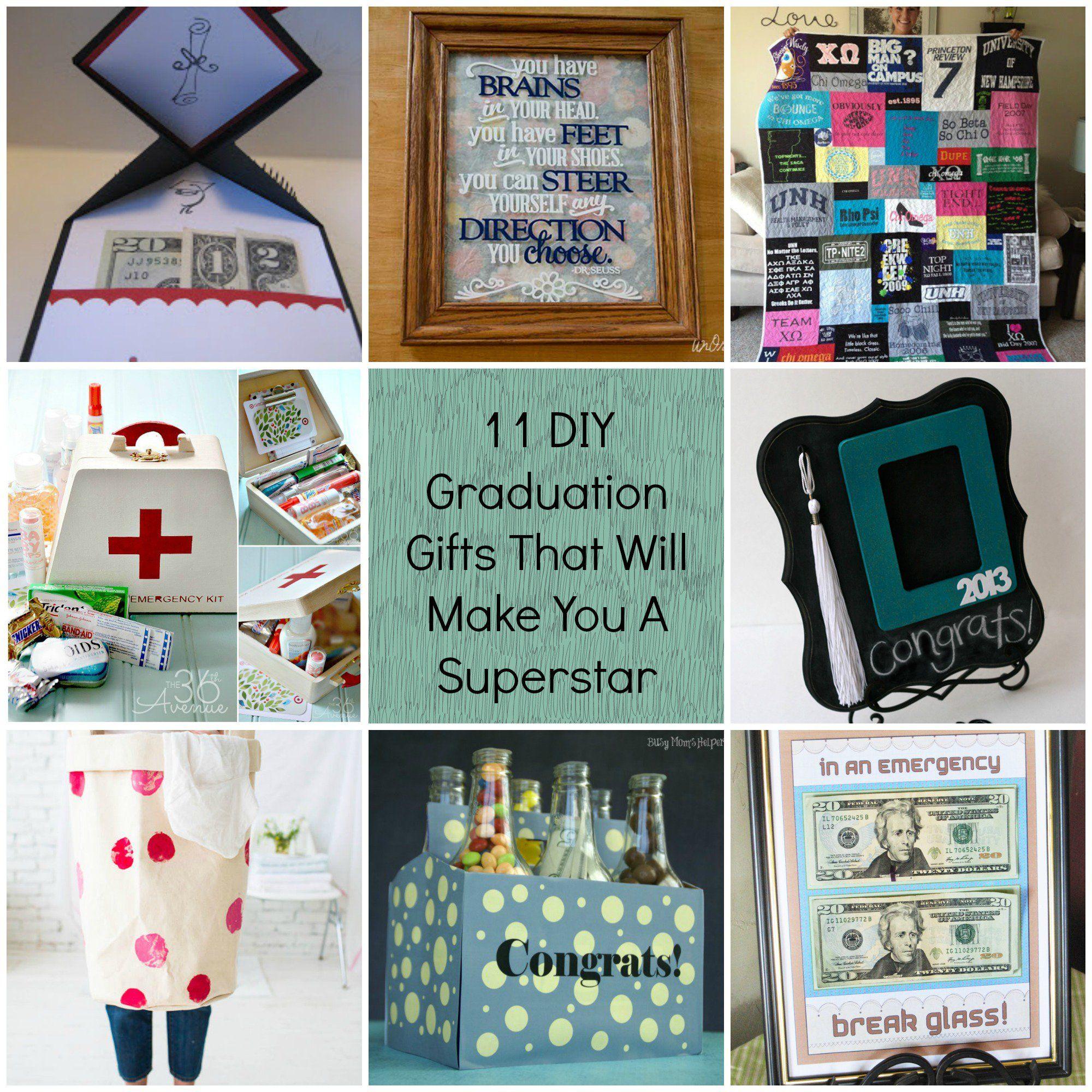 19 Cap-Tossing Graduation Party Ideas | Diy graduation gifts ...