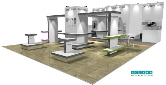 Simple Exhibition Stand Design : Http accessdisplays images content exhibition