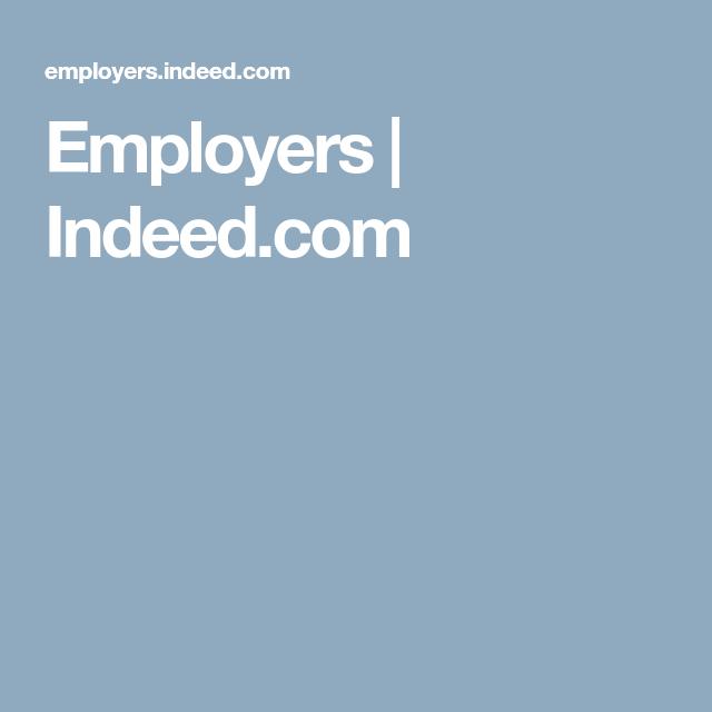 Employers | Indeed.com