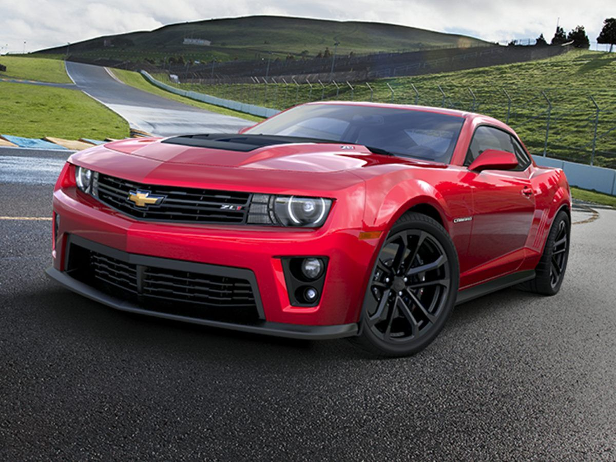 Used 2015 Chevrolet Camaro ZL1 2D Coupe Visit Red Noland Pre Owned