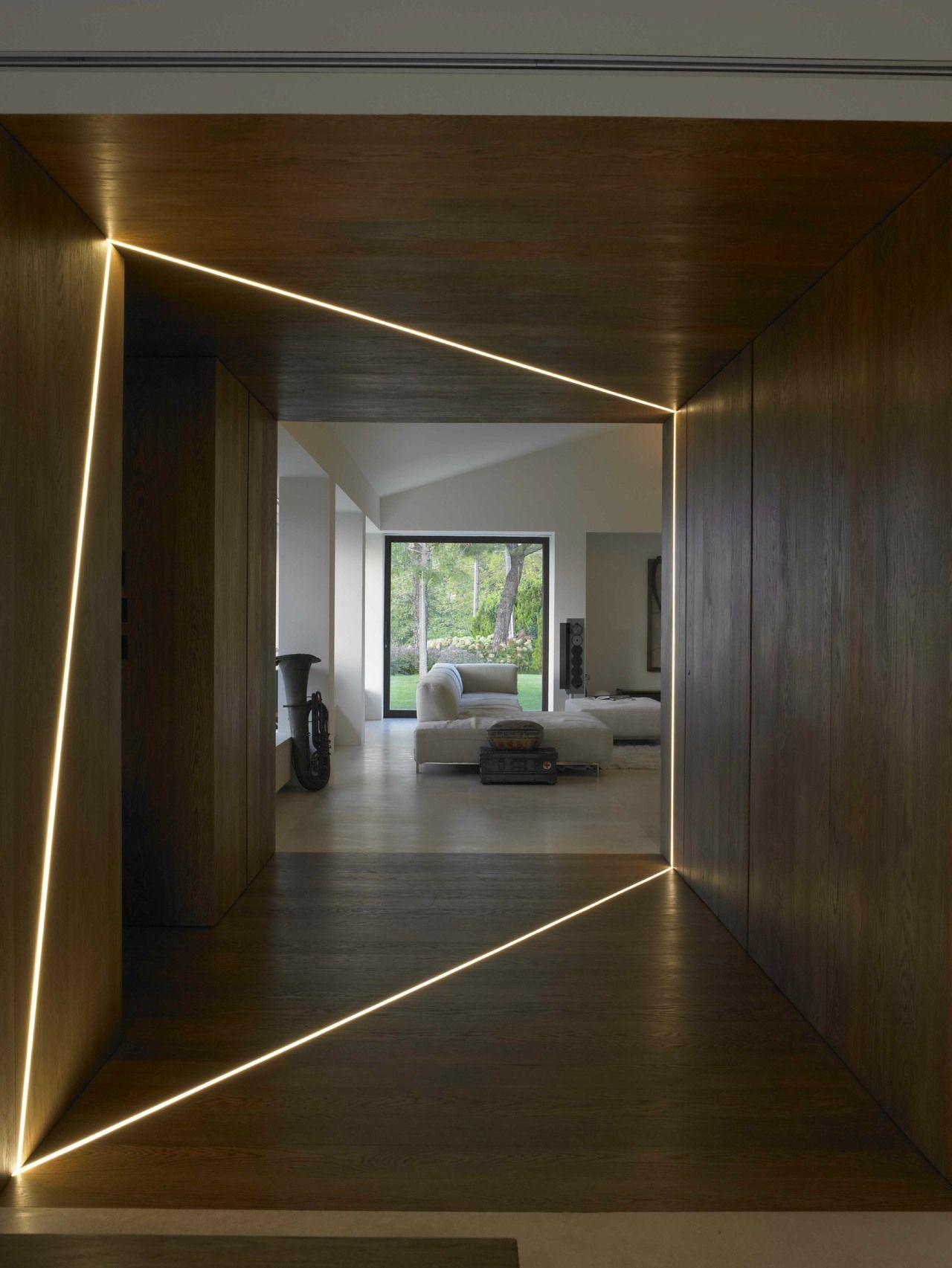 interesting use of interior light. | My Style | Pinterest ...