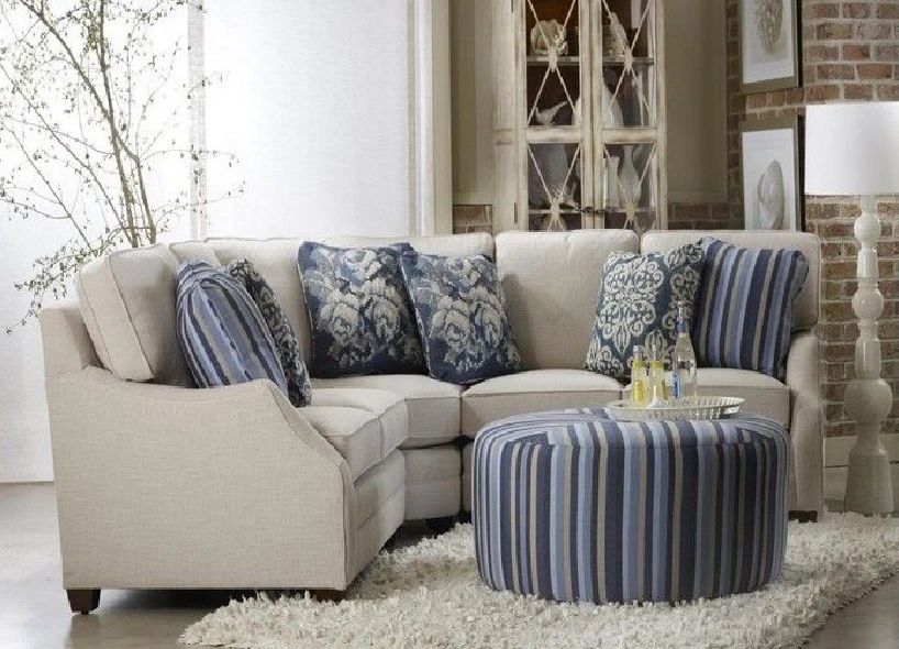 9 Seriously Stylish Couches And Sofas That Will Fit In Your Seriously Small Space Sofas For Small Spaces Sectional Sofas Living Room Couches For Small Spaces