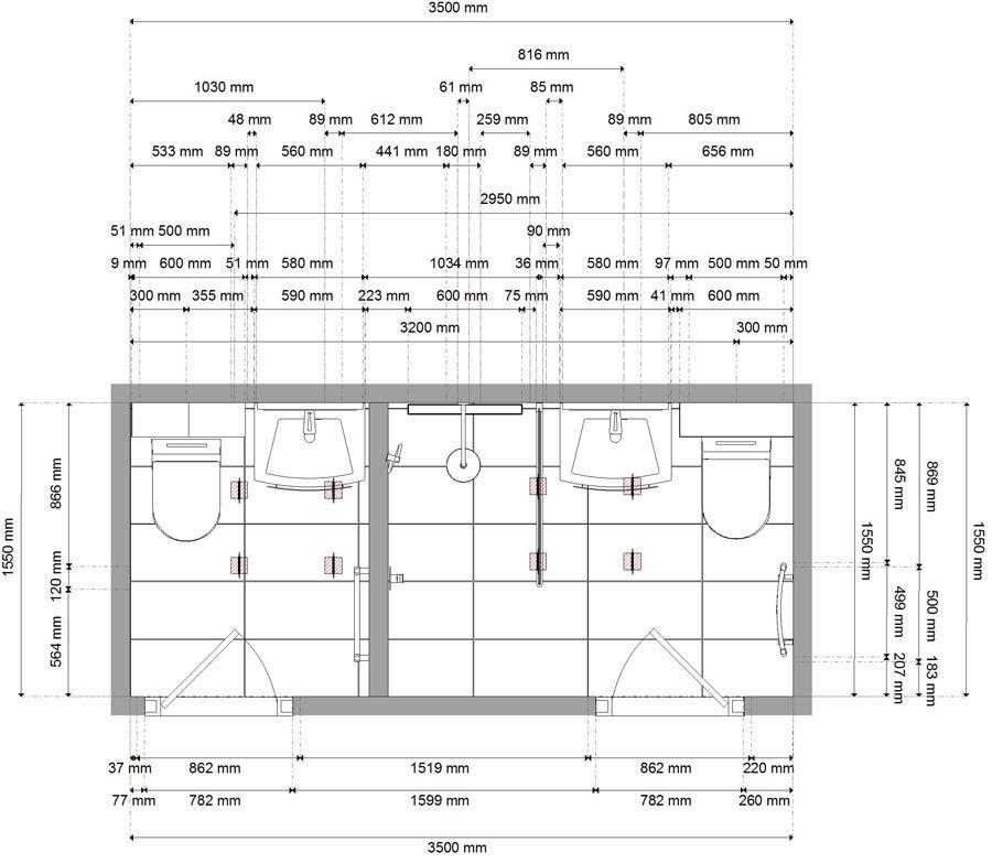 Bathroom Layouts Cad foor plan drawings producedroom h2o for a luxury wetroom in
