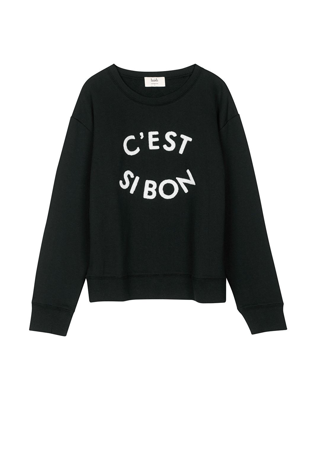 52b99458f900 C'est Si Bon Sweat Top | wearing items | Hush hush, Animal print ...