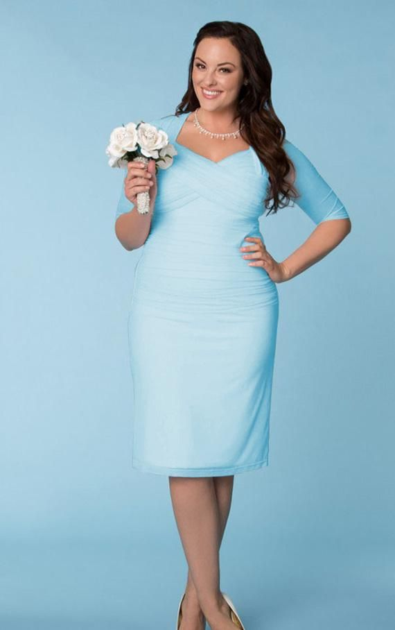 Shop Lace Sheath Knee-length White Dress Online Sale from ...