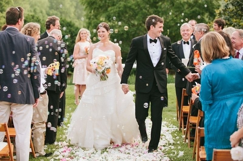 Bubbles Recessional Country Wedding Songs Wedding Ceremony Songs Wedding Recessional Songs