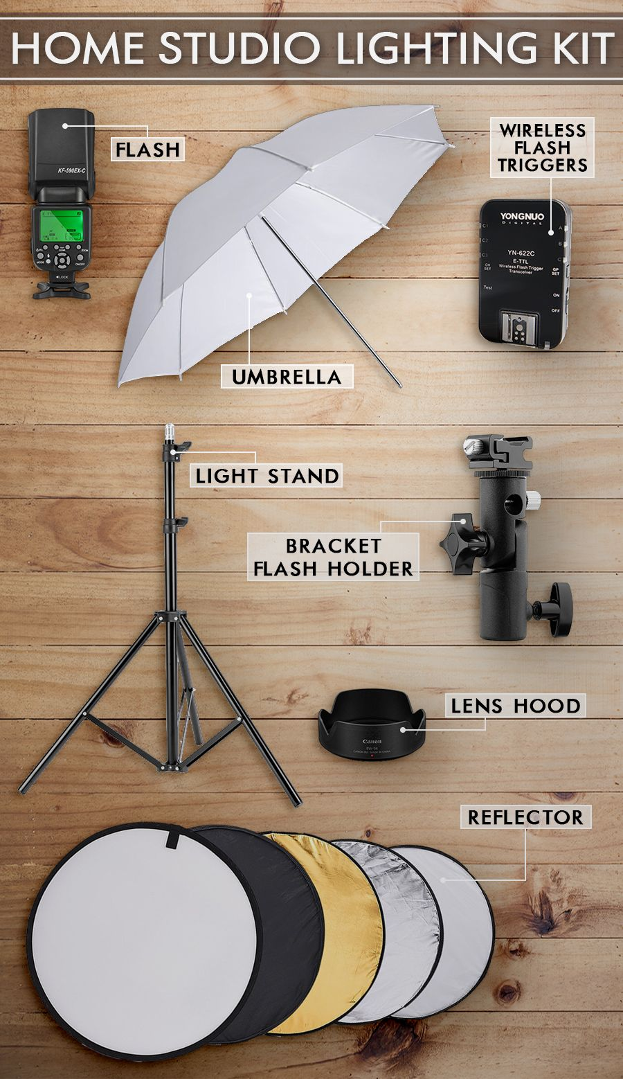 How To Make A Home Photography Studio For About 70 Photography