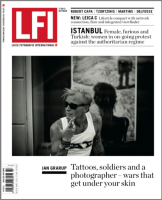 Receive LFI magazine directly to your doorstep every six weeks – a service included in the subscription cost.
