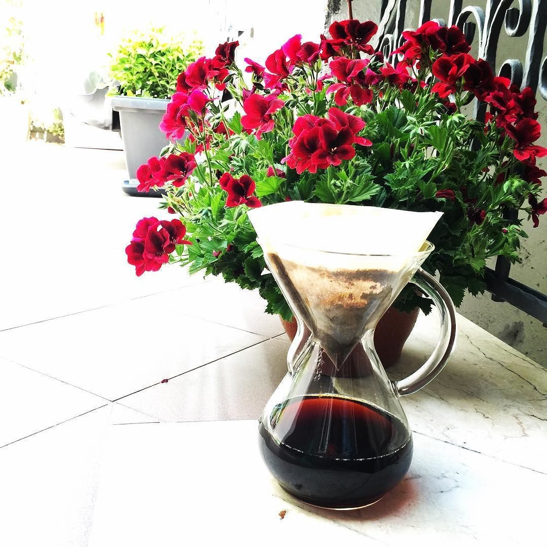 how to make chemex coffee without scale
