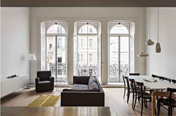 Design Apartment in London | Raumgestaltung, Architektur und Möbel