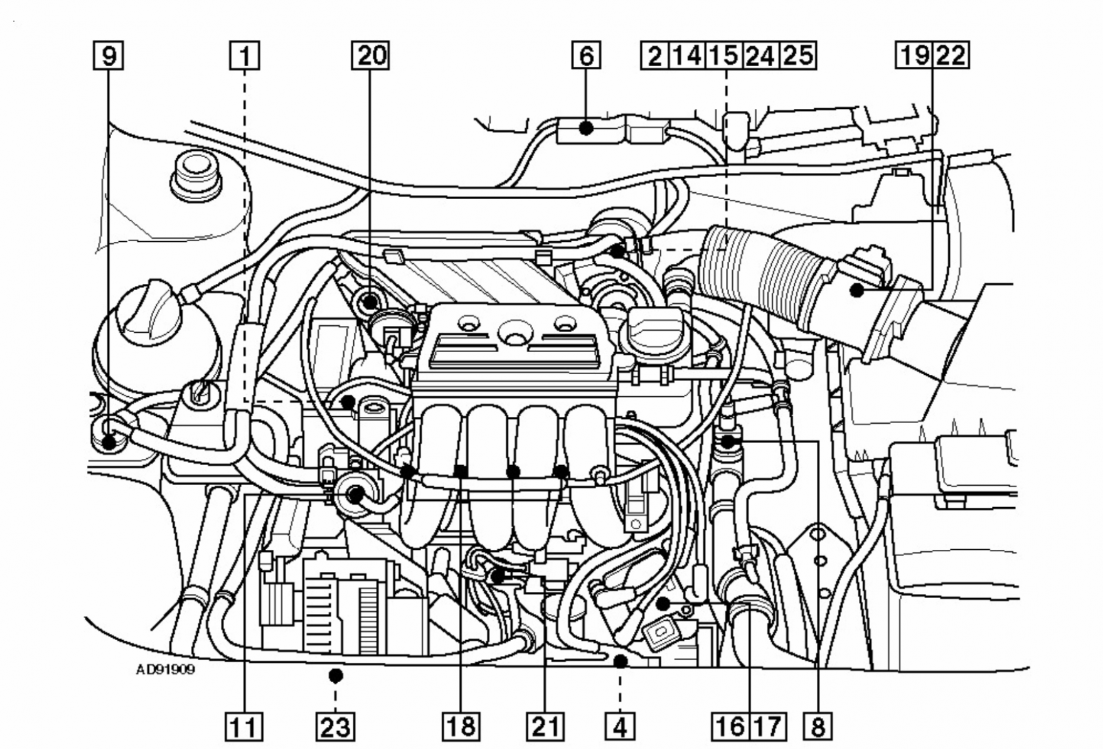 8 volkswagen jetta 8.8 engine diagram di 2020  pinterest