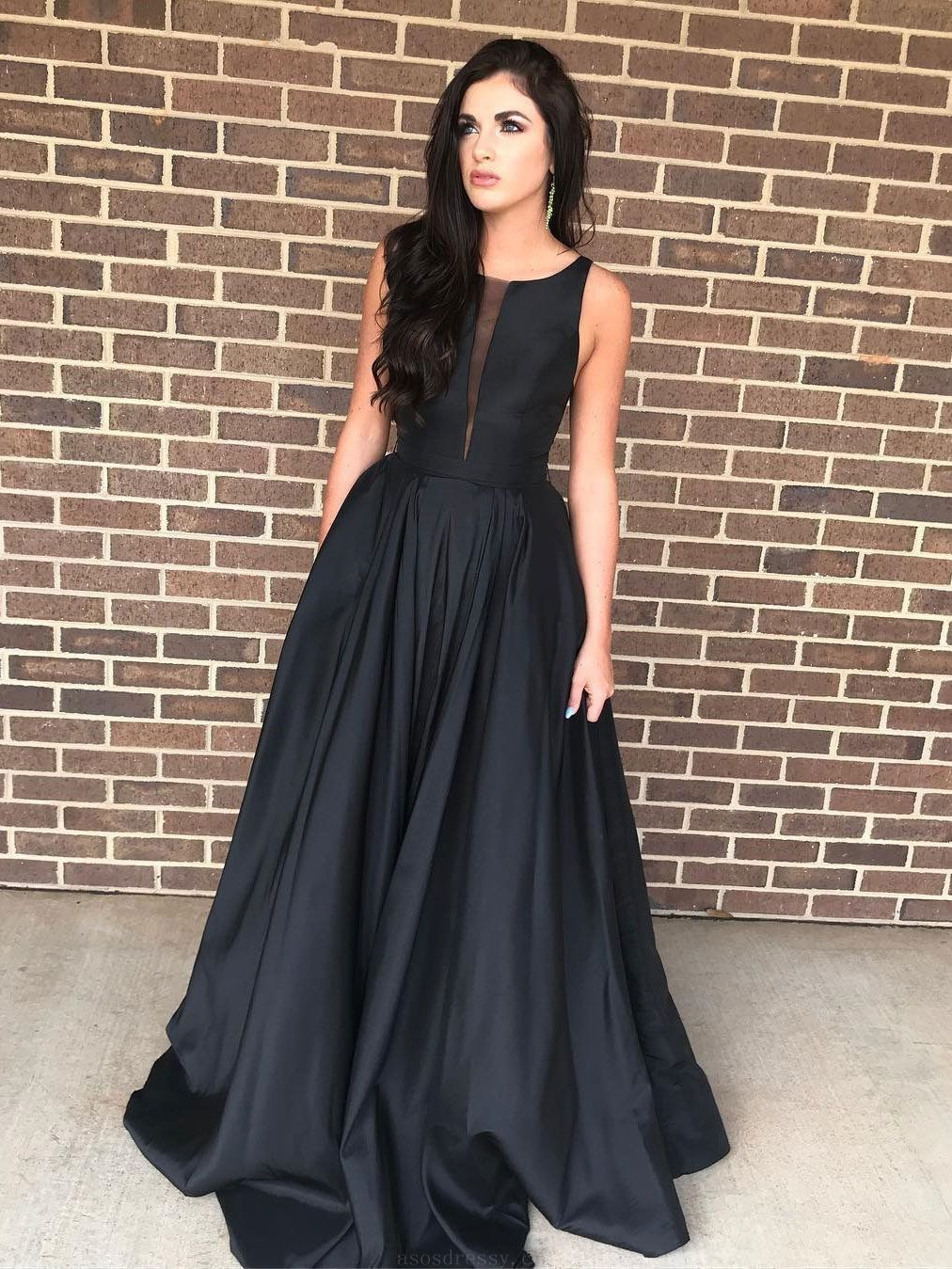 Trendy Long Prom Dresses Prom Dresses Black Prom Dresses Cheap