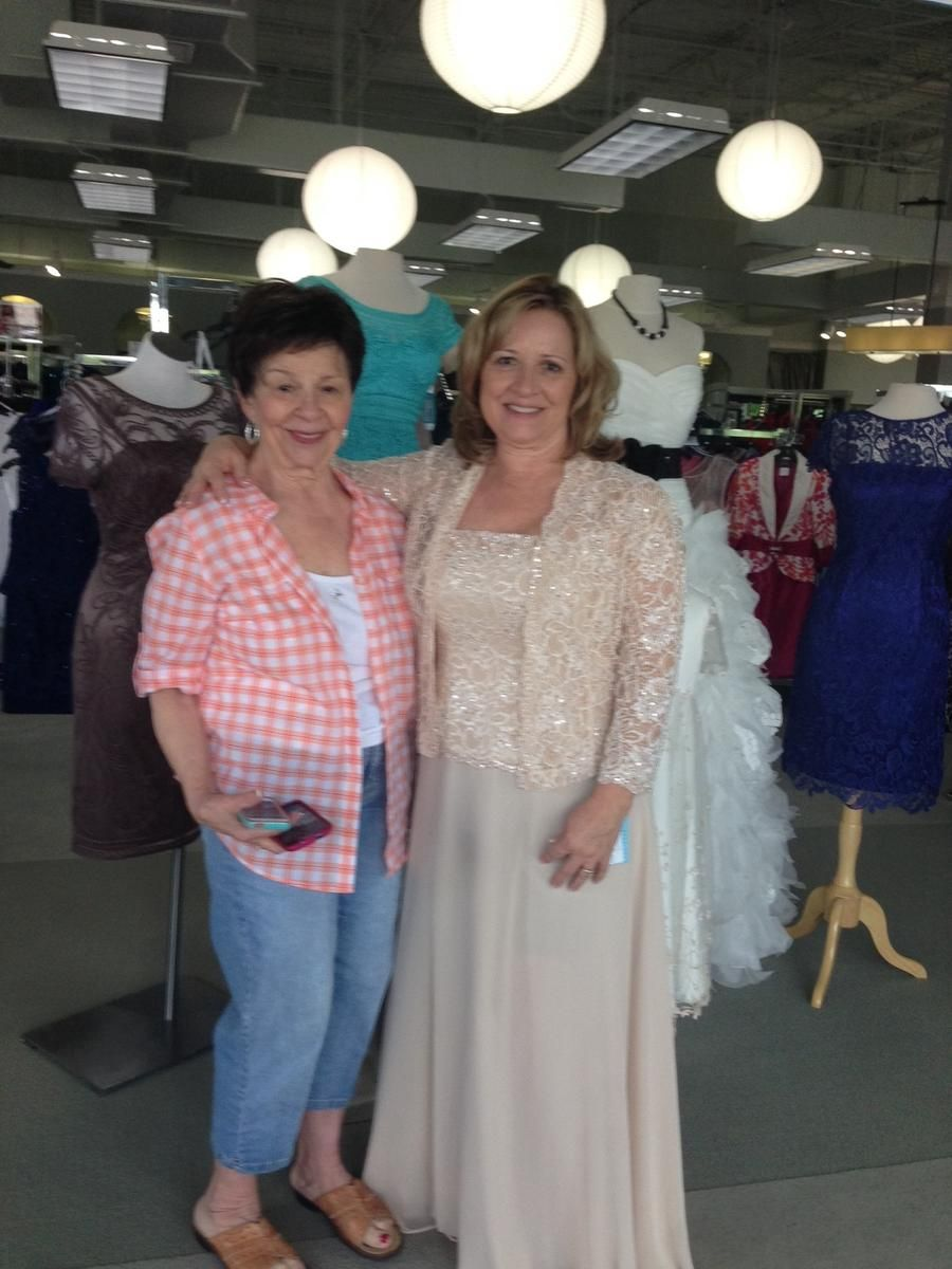 I found my dress our customers in their beautiful dresses t