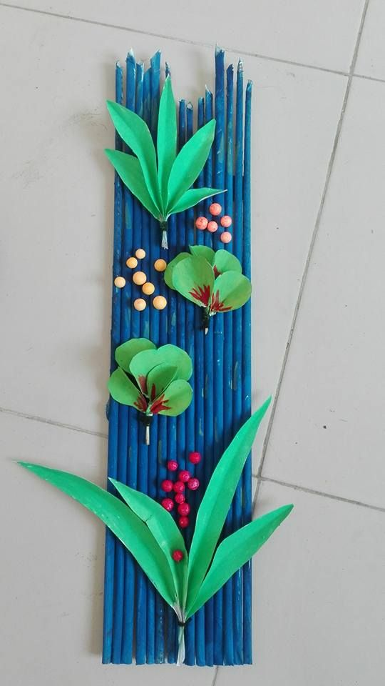 Easy And Beautiful Decoration Idea Need Waste News Paper Glue And