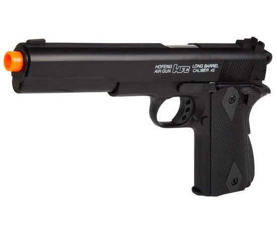 Super Barrel HA123BS FPS-285 Spring Airsoft Pistol