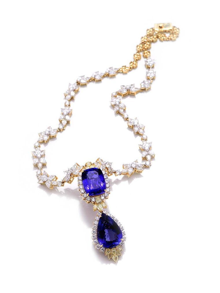 Tanzanite Jewellery The Blue Trend Sweeping Through India