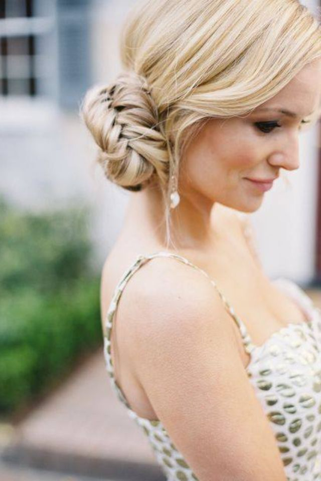 Graceful And Beautiful Low Side Bun Hairstyle Tutorials And Hair Looks Pretty Designs Easy Bun Hairstyles Side Bun Hairstyles Bun Hairstyles