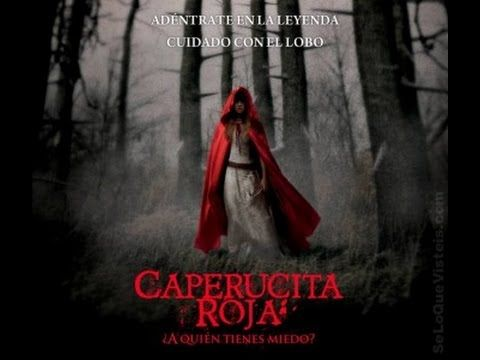 Caperucita Roja Pelicula Completa Castellano Accion Fantasia Aventuras Drama Amor Red Riding Hood 2011 Red Riding Hood Little Red Riding Hood
