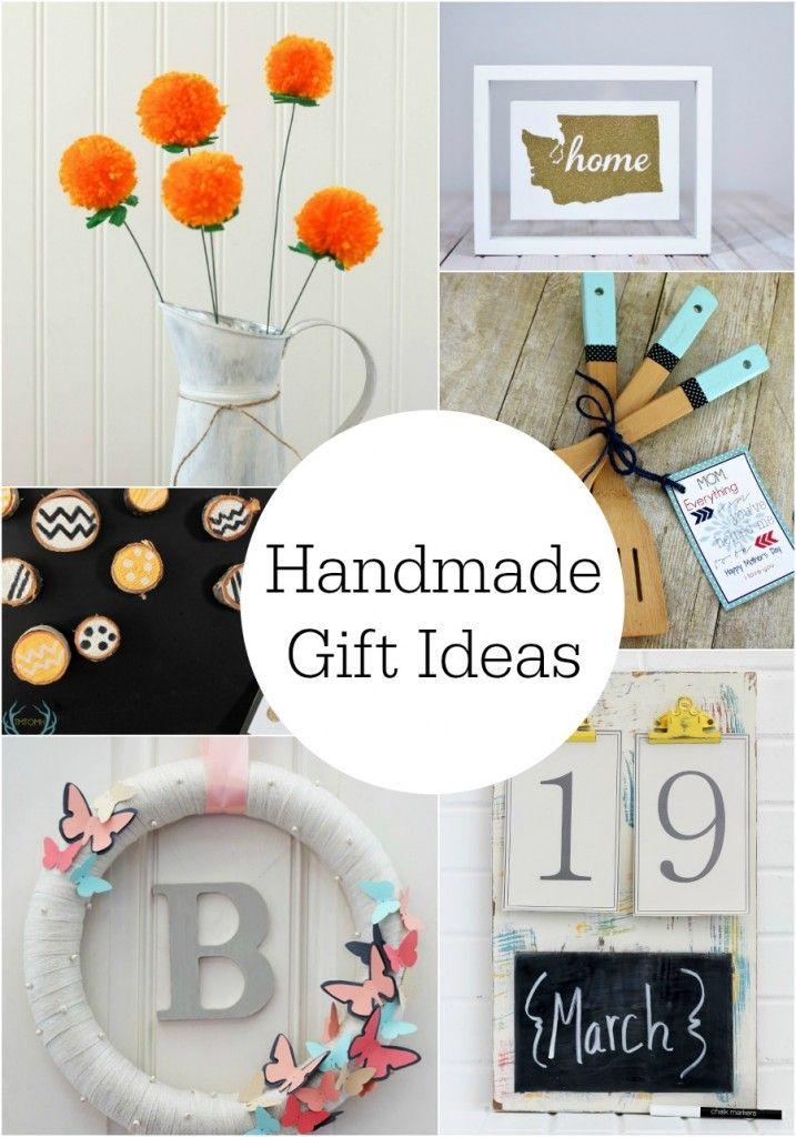 Handmade Gift Ideas featured on Princess Pinky Girl