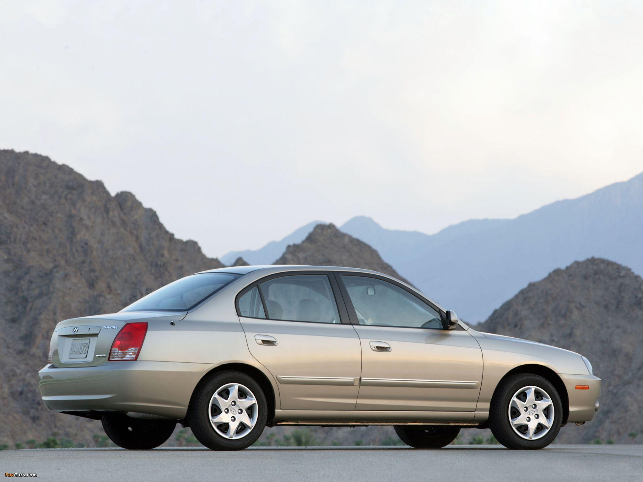 Pictures Of Hyundai Elantra Sedan Us Spec Xd 2003 06 Hyundai Elantra Elantra Hyundai
