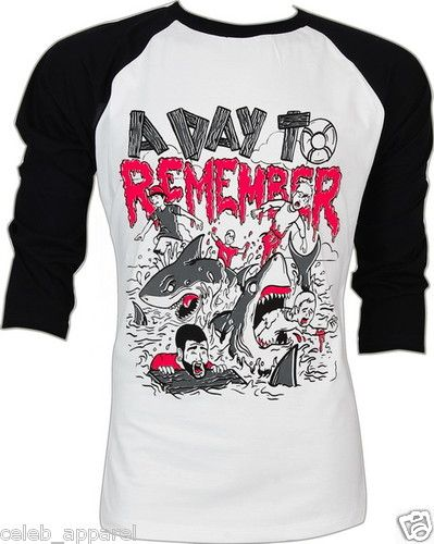 7b9f8c10 A Day to Remember ADTR T Shirt | Band merch | Band outfits, Band ...