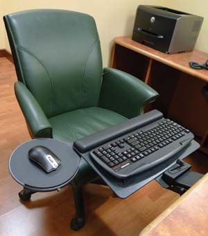 Ergonomic Adjustable Keyboard Trays And Ergonomic Articulating Keyboard Drawer Products Home Office Setup Chair Mid Century Chair