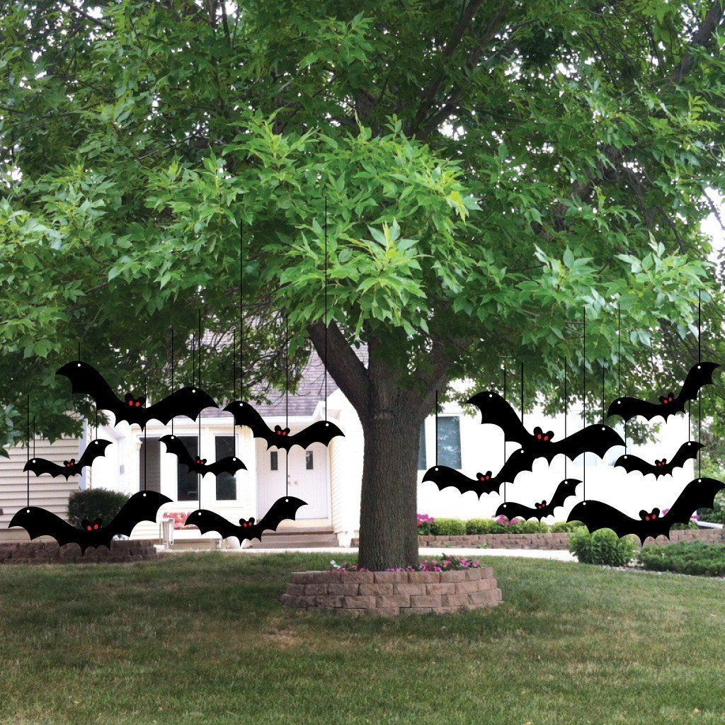 60+ Scary Front Yard Halloween Decoration Ideas Halloween yard