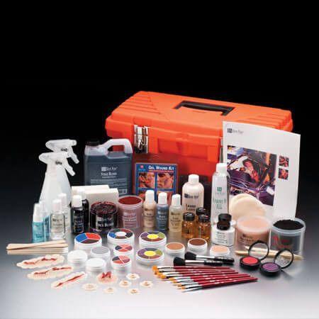 ben nye professional moulage kit  halloween makeup kits