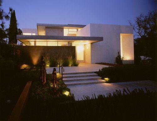 Boxenbaum Residence - modern - exterior - los angeles - Ehrlich Architects