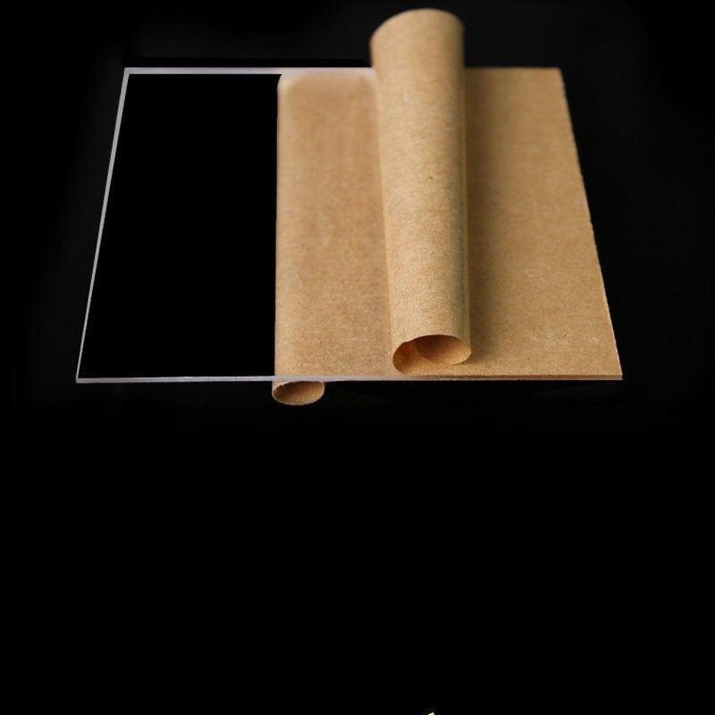 Acrylic Plexiglass Plastic Sheet 0 125 1 8 Thick You Pick The Size Clear Plastic Sheets Plexiglass Sheet