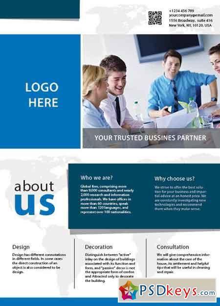 A4 business flyer psd template 2 ads pinterest business flyers a4 business flyer psd template 2 flashek Choice Image