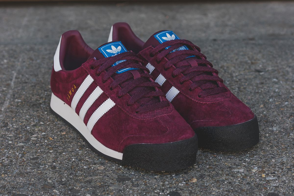 100% authentic 962d4 ea601 adidas Samoa Vintage