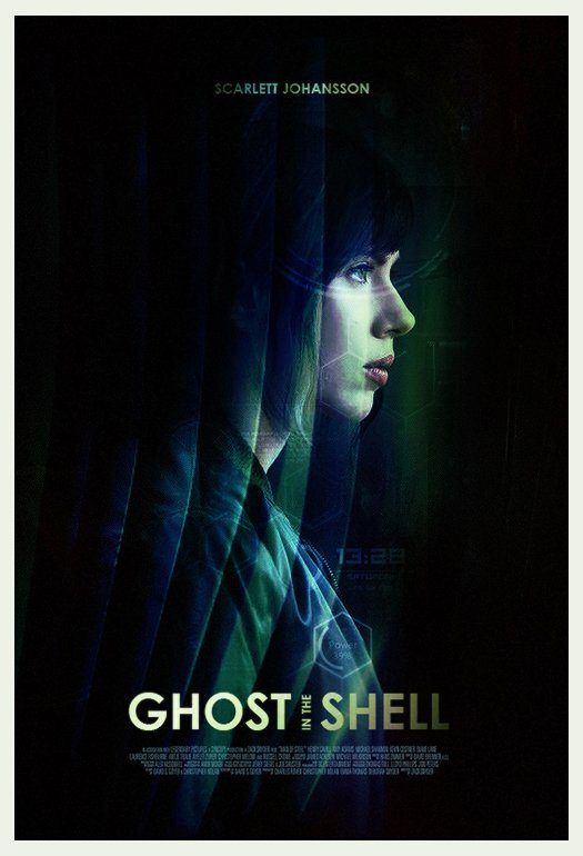 Ghost In The Shell 2017 Ghost In The Shell Scarlett Johansson Ghost Ghost