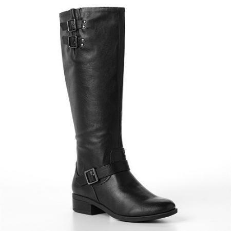 Croft and Barrow Tall Boots - Women $47