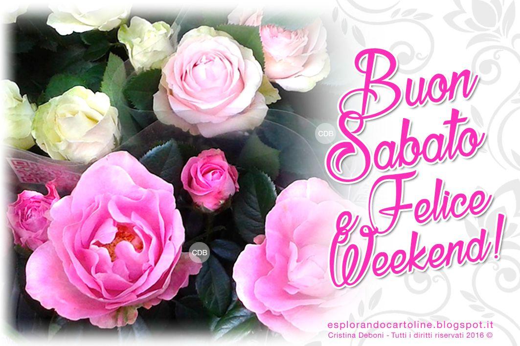 Cdb cartoline per tutti i gusti romantica cartolina buon for Buon weekend immagini simpatiche