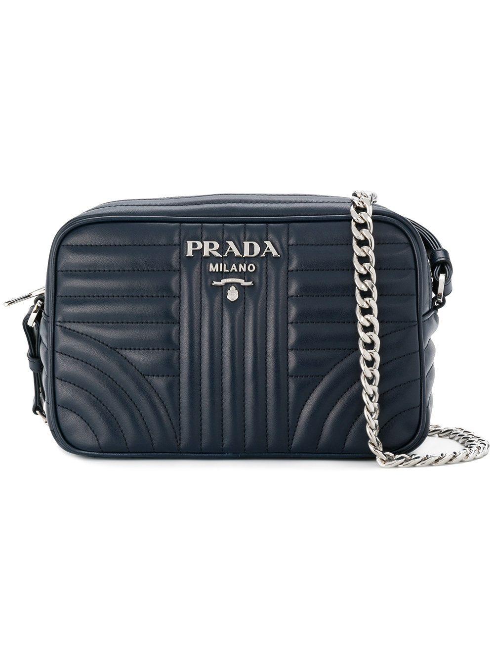 Cheap Footlocker matelassé shoulder bag - Black Prada Free Shipping Footlocker Best Authentic Sneakernews Online 5rBVce