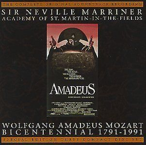 Amadeus: The Complete Original Soundtrack Recording $35.43