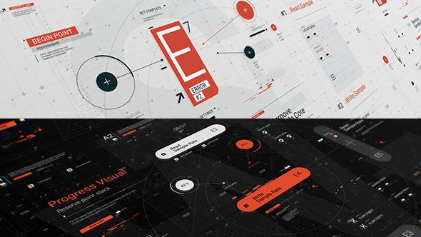 HUD Typo Graphics Pack Project features: About 100 different text compositions Easy change colors Resizable Call-Out feature Source Adobe Illustrator files are included. Ai files have some diff...